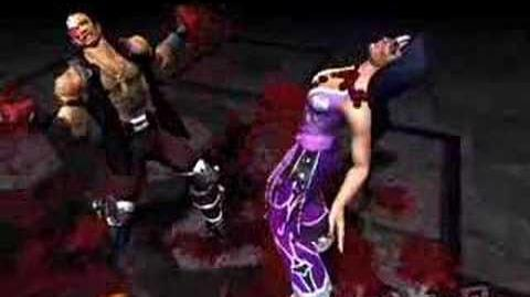 Mortal Kombat Deadly Alliance Kano's Fatality
