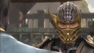 Scorpion accepts Raiden's proposal
