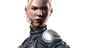 Cassie Cage/Current Timeline
