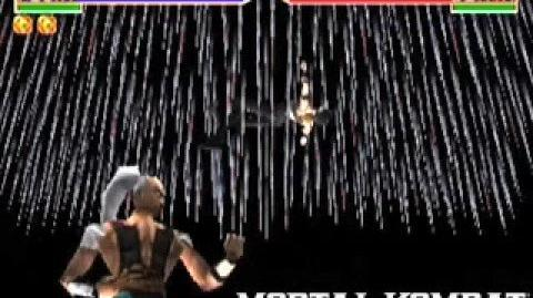 Mortal Kombat 4 Goro's Lair Stage Fatality