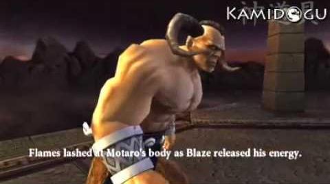 Mortal Kombat Armageddon Motaro's Ending