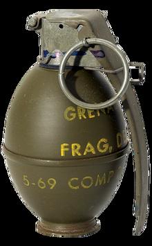 M-67Grenadecutout