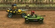 Botanjungle Motor Kombat