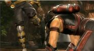 Cyrax Goes For The Point!