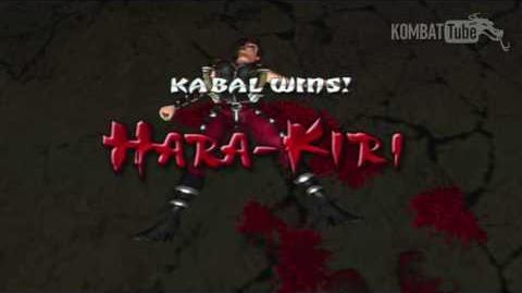 MK-D Hara-Kiri- KIRA