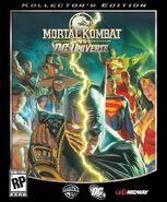 MK vs. DC Kollector's Edition Boxart