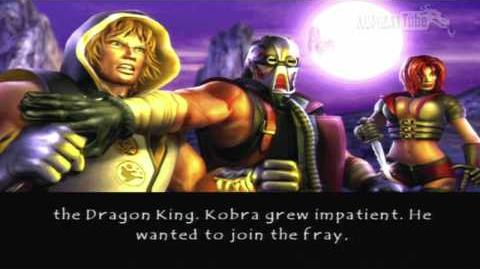 MK-D Ending- KOBRA