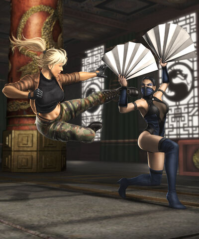 File:Render kitana sonya fight.jpg