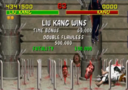 Stage Fatality MK1 Pit