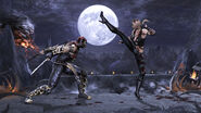 Sonya vs Scorpion 2
