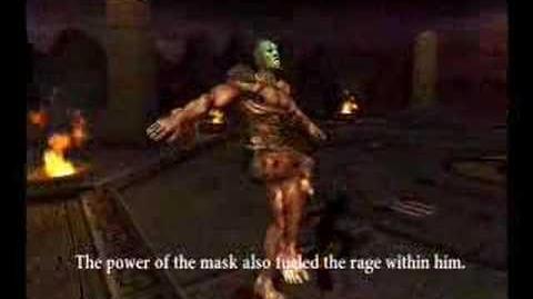 Mortal Kombat Armageddon - Drahmin Ending