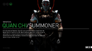 Quan Chi Summoner Variation