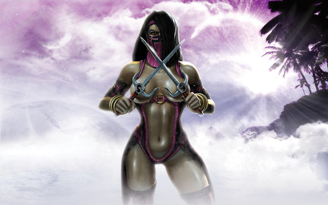 File:Sexy Mileena wallpaper by anxanx-1-.png