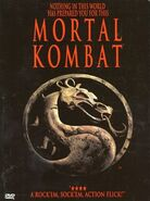 Mortal Kombat DVD cover