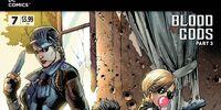 Mortal Kombat X Issue 7