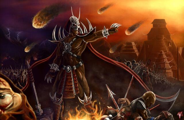 File:MK Legacy Emperor Shao Kahn by Esau13.jpg