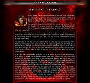 Mka shangtsung bio