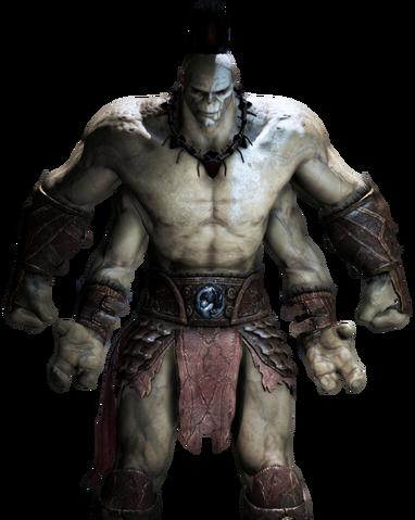 File:Mortal kombat x pc goro render by wyruzzah-d8qysv9.png