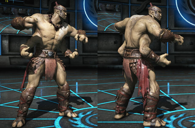 File:MKX Variation Preview - Kuatan Warrior Goro.jpg