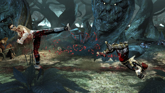 File:Mortal-Kombat9 360 Johnny-Cage-KickScorpion-LivingForest screen.jpg