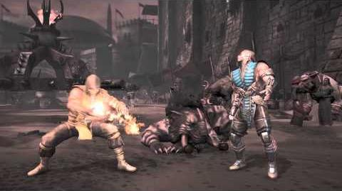 MKX Scorpion Stop Ahead Fatality