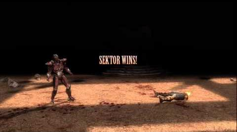 Robo-Sek Fatality