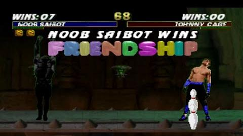 Mortal Kombat Trilogy (All Friendships) N64 HD 720p