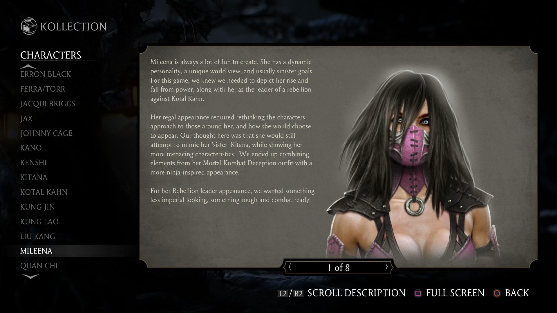Scorpion x Mileena 6 by Weskervit789 | Mortal kombat