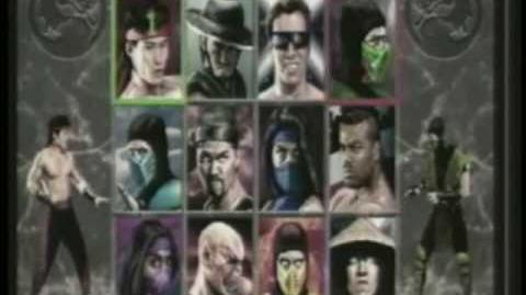 Mortal Kombat II - Arcade Kit
