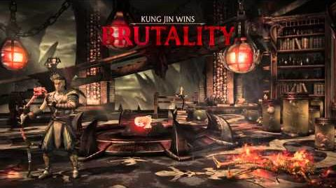 Kung Jin Brutality 5 - Burnt Out