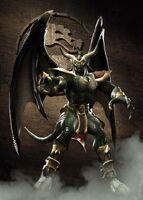 Onaga the Dragon King