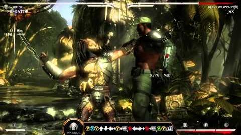 Mortal Kombat X Kombat Klass - Predator