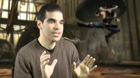 Mortal Kombat Interview Ed Boon (PS3, Xbox 360)