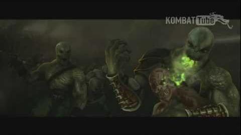 MK9 Ending- REPTILE