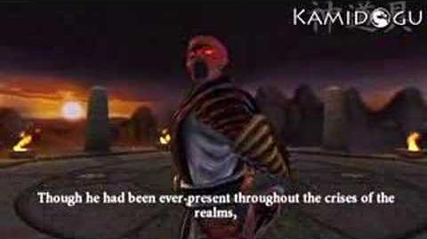 Mortal Kombat Armageddon Chameleon's Ending