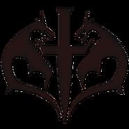 Black Dragon Logo PNG old