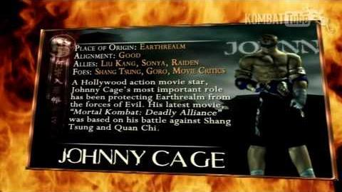 BioKard Johnny Cage