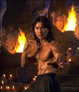 Robin Shou as Liu Kang