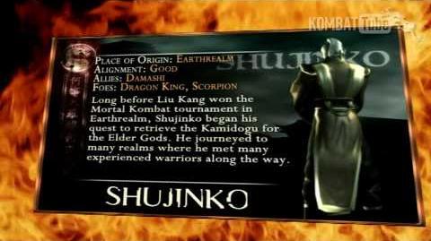 BioKard- Shujinko