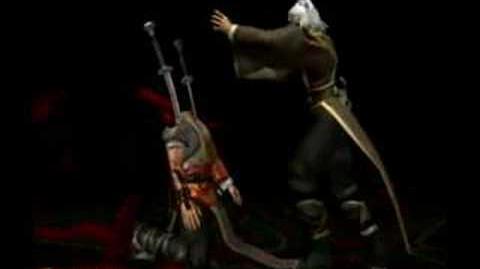 Mortal Kombat Deception Shujinko Fatality 1