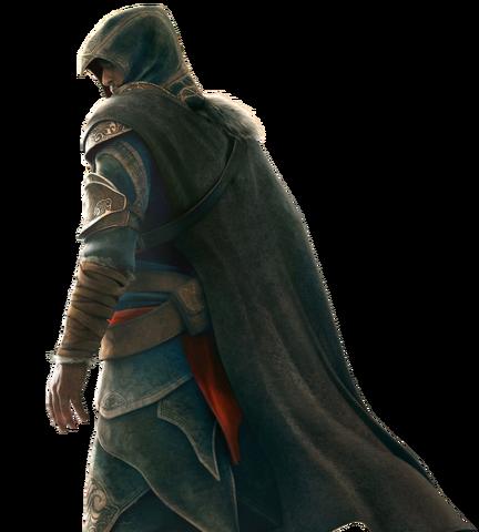 File:Revelations Ezio Render.png