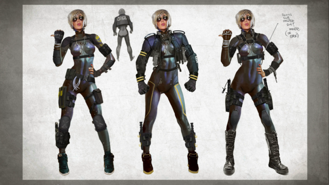 File:MKX Cassie Concept Art 3.png
