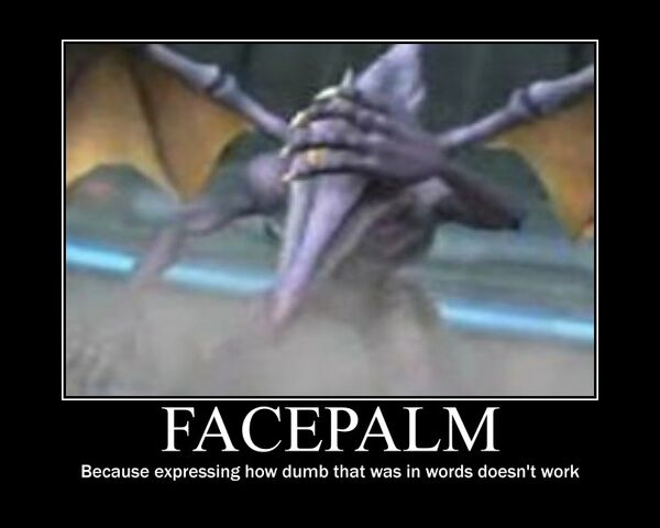 File:Ridley facepalm by supersonic113-d2ys8u9.jpg