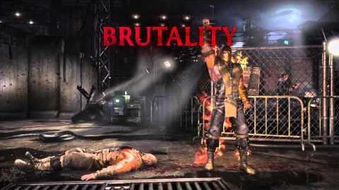 Scorpion Brutality 4 - Nether Hole