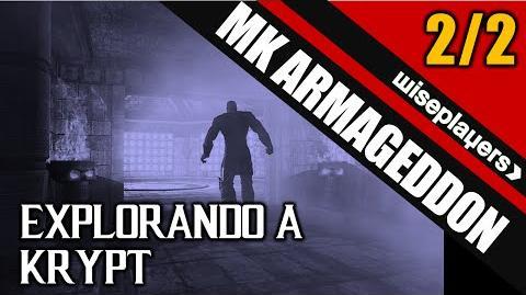 2 2 Explorando a Krypt - Mortal Kombat Armageddon