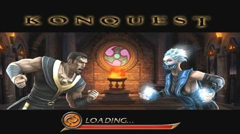 Mortal Kombat Armageddon - Konquest Walkthrough Pt 5 11 - Lin Kuei Palace