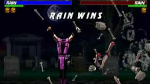 Mortal Kombat Trilogy - Fatality 2 - Rain