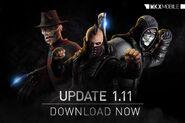 Mortal Kombat X (mobile game) freddy