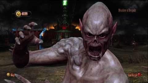 Mortal Kombat 9 Krypt Monster HD 720p