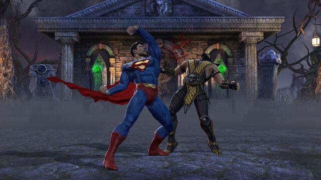 File:Mortal Kombat vs DC superman.jpg